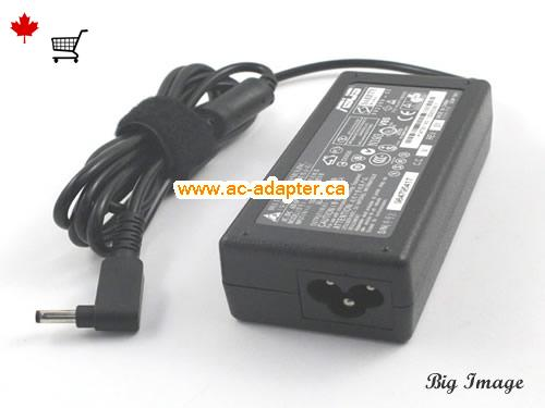 image 2 for  DELTA Delta 19V 3.42A Laptop Ac Adapter Laptop AC Adapter, Power Supply DELTA19V3.42A65W-4.0x1.35mm