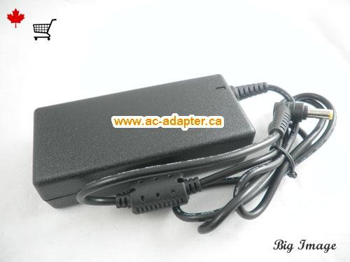 image 2 for  DELTA Delta 19V 3.42A Laptop Ac Adapter Laptop AC Adapter, Power Supply DELTA19V3.42A65W-5.5x2.5mm