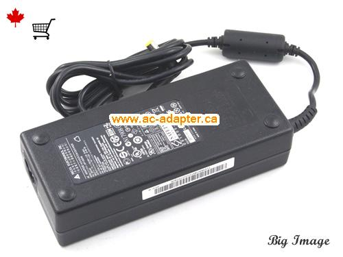 image 3 for  DELTA Delta 19V 6.32A Laptop Ac Adapter Laptop AC Adapter, Power Supply DELTA19V6.32A120W-6.5x3.0mm
