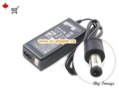 image 1 for  DELTA Delta 24V 2A Laptop Ac Adapter Laptop AC Adapter, Power Supply DELTA24V2A48W-5.5x2.5mm
