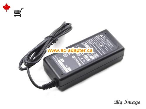 image 2 for  DELTA Delta 24V 2A Laptop Ac Adapter Laptop AC Adapter, Power Supply DELTA24V2A48W-5.5x2.5mm