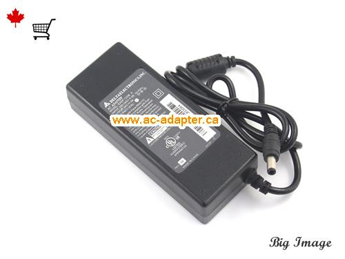 image 1 for  DELTA Delta 24V 3A Laptop Ac Adapter Laptop AC Adapter, Power Supply DELTA24V3A72W-5.5x2.5mm