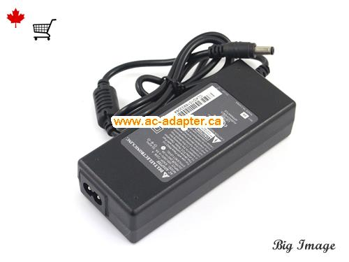 image 3 for  DELTA Delta 24V 3A Laptop Ac Adapter Laptop AC Adapter, Power Supply DELTA24V3A72W-5.5x2.5mm