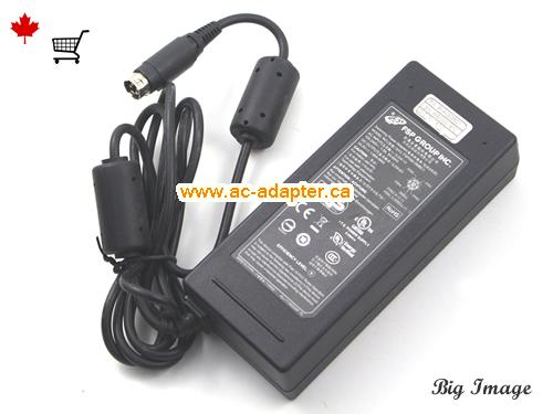 image 1 for  FSP Zyxel 54V 1.66A Laptop Ac Adapter Laptop AC Adapter, Power Supply FSP54V1.66A90W-4PIN