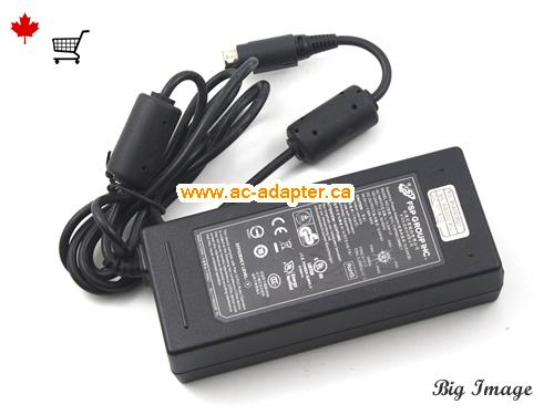 image 2 for  FSP Zyxel 54V 1.66A Laptop Ac Adapter Laptop AC Adapter, Power Supply FSP54V1.66A90W-4PIN