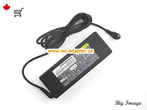 image 1 for  FUJITSU Fujitsu 19V 5.27A Laptop Ac Adapter Laptop AC Adapter, Power Supply FUJITSU19V5.27A100W-5.5x2.5mm
