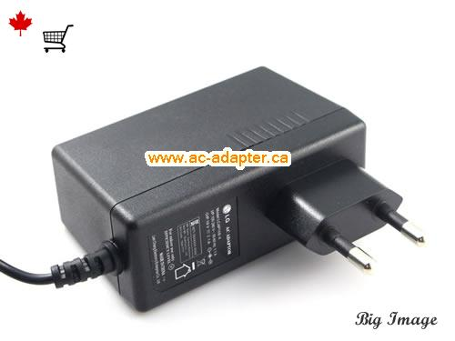 image 3 for  LG Lg 19V 2.1A Laptop Ac Adapter Laptop AC Adapter, Power Supply LG19V2.1A40W-6.5x4.0mm-EU