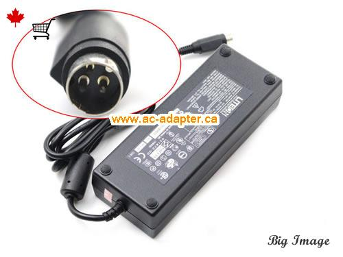 image 1 for  LITEON Liteon 19V 6.3A Laptop Ac Adapter Laptop AC Adapter, Power Supply LITEON19V6.3A120W-3PIN