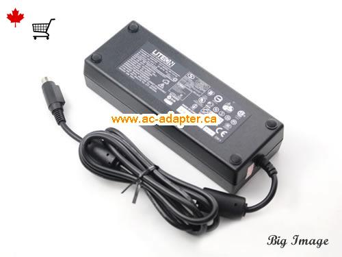 image 2 for  LITEON Liteon 19V 6.3A Laptop Ac Adapter Laptop AC Adapter, Power Supply LITEON19V6.3A120W-3PIN