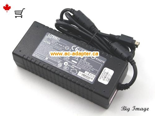 image 2 for  LITEON Liteon 19V 7.1A Laptop Ac Adapter Laptop AC Adapter, Power Supply LITEON19V7.1A135W-4PIN