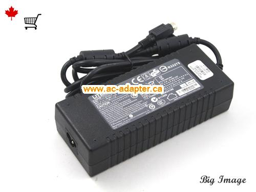 image 3 for  LITEON Liteon 19V 7.1A Laptop Ac Adapter Laptop AC Adapter, Power Supply LITEON19V7.1A135W-4PIN