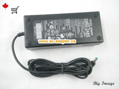 image 3 for  LITEON Liteon 24V 5A Laptop Ac Adapter Laptop AC Adapter, Power Supply LITEON24V5A120W-5.5x2.5mm